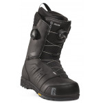 Ботинки для сноуборда NIDECKER Helios Black 2021