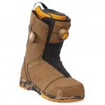 Ботинки для сноуборда NIDECKER Tracer Brown 2021